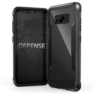 COQUE DEFENSE SHIELD POUR GALAXY S8  NOIR