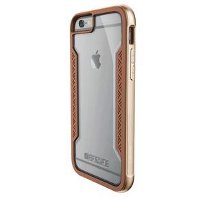 Coque Defense Shield pour iPhone SE/8/7 2020 - Gold
