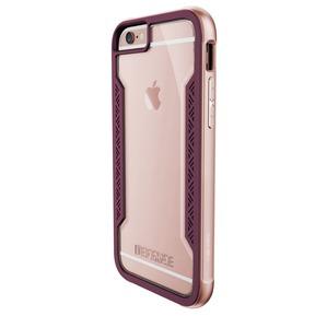 Coque Defense Shield pour iPhone SE/8/7 2020 - Rose Gold