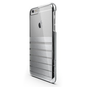 COQUE ENGAGE PLUS CHROME ARGENT APPLE IPHONE 6+/6S+