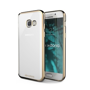 COQUE GELJACKET PLUS POUR SAMSUNG GALAXY A3 2017 - GOLD