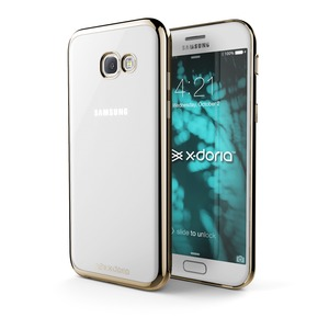 COQUE GELJACKET PLUS POUR SAMSUNG GALAXY A5 2017 - GOLD