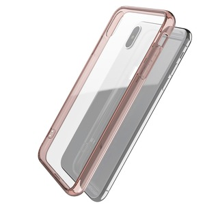 COQUE GLASS PLUS FOR IPHONE Xs Max - PINK
