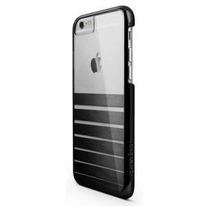 COQUE ENGAGE PLUS CHROME NOIR APPLE IPHONE 6/6S