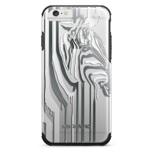 coque Revel Zebra pour Apple Iphone SE/6S/6 2020