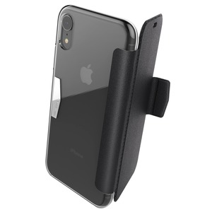 ENGAGE FOLIO NOIR POUR IPHONE XR