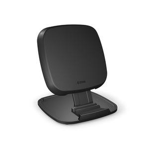 Ultra Fast Wireless Charger Stand / Base 15W Black