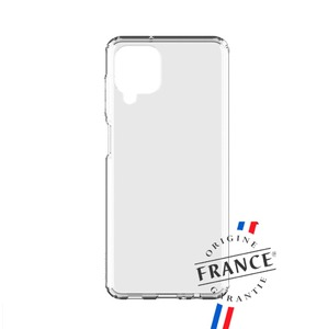 MUVIT FOR FRANCE COQUE CRYSTAL SOFT RENFORCEE : SAMSUNG GALAXY A12