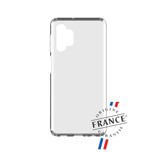 MUVIT FOR FRANCE COQUE CRYSTAL SOFT RENFORCEE : SAMSUNG GALAXY A32 5G