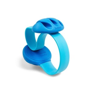 DESK CABLE CLIP TURQUOISE