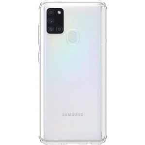 COQUE HYBRID CLEAR TRAITEMENT ANTI RAYURES SAMSUNG A21s