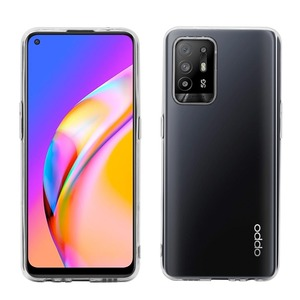 MUVIT FOR CHANGE COQUE TRANSPARENTE DESIGNED FOR OPPO A94 5G
