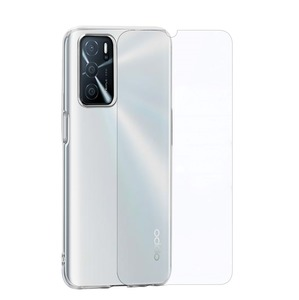 MYWAY STARTER PACK COQUE SOUPLE + VERRE TREMPE OPPO A16S
