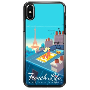 COQUE FRENCH LIFE: APPLE IPHONE XR