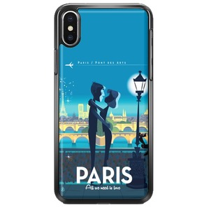 COQUE PARIS LOVE: APPLE IPHONE XR