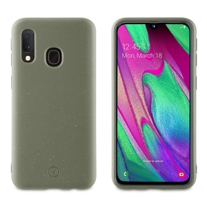 MUVIT FOR CHANGE COQUE BAMBOOTEK MOSS: SAMSUNG GALAXY A40