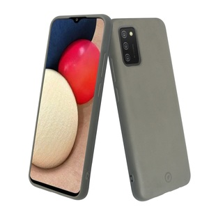 MUVIT FOR CHANGE COQUE BAMBOOTEK PEBBLE SAMSUNG GALAXY A02S