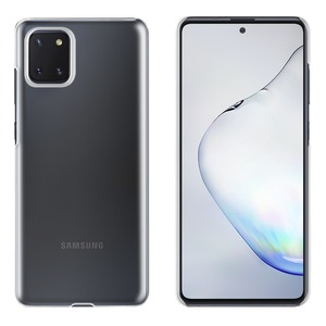 MUVIT FOR CHANGE COQUE RECYCLETEK TRANSPARENTE: SAMSUNG NOTE 10 LITE