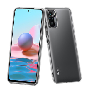 MUVIT FOR CHANGE COQUE SOUPLE CLEAR DESIGNED FOR XIAOMI REDMI NOTE105G