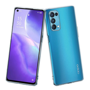 MUVIT FOR CHANGE COQUE SOUPLE CLEAR DESIGNED FOR OPPO FIND X3 LITE