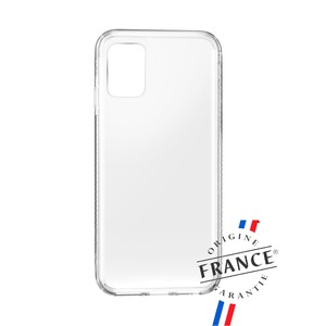 MUVIT FOR FRANCE COQUE CRYSTAL SOFT TRANSP RENFORC: SAMSUNG GALAXY A51