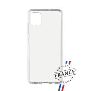 MUVIT FOR FRANCE COQUE SOUPLE TRANSPARENTE: SAMSUNG GALAXY A42