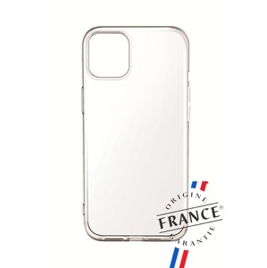 MUVIT FOR FRANCE CRYSTAL SOFT TRANSP RENFORCE: IPHONE 12 PRO MAX
