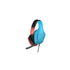 MUVIT GAMING CASQUE FILAIRE JACK 3.5 POUR SWITCH B/R