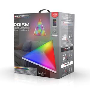 ILLUMINESSENCE SMART PRISM PANNEAUX LED 3D