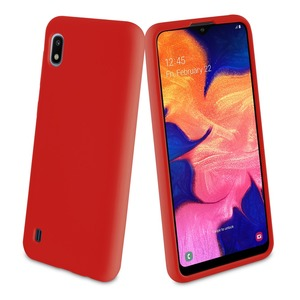 BABY SKIN CASE ROUGE: SAMSUNG GALAXY A10