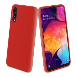BABY SKIN CASE ROUGE: SAMSUNG GALAXY A50