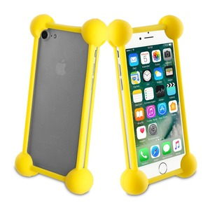 COQUE BUMPER UNIVERSELLE YELLOW TAILLE 5''