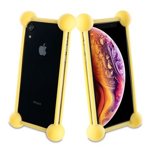 COQUE BUMPER UNIVERSELLE YELLOW TAILLE 55''