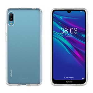 PP COQUE CRYSTAL SOFT TRANSPARENTE HUAWEI Y6 2019