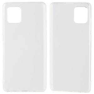 COQUE CRYSTAL SOFT TRANSPARENTE: SAMSUNG GALAXY NOTE 10 LITE