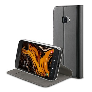 EDITION FOLIO STAND NOIR: SAMSUNG GALAXY XCOVER 4S