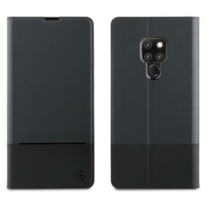 PP FOLIO STAND EDITION NOIR CLASSIC: HUAWEI MATE 20