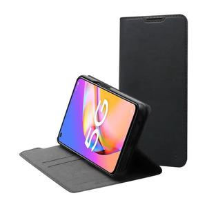 MUVIT FOR CHANGE FOLIO STAND NOIR DESIGNED FOR OPPO A74 5G