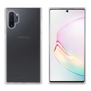 PACK CRYSTAL SOFT+VERRE TREMPE: SAMSUNG GALAXY NOTE 10 PLUS