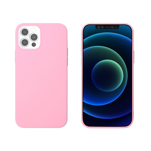 MYWAY COQUE COLORED TPU ROSE IPHONE 12/12 PRO