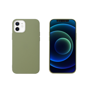 MYWAY COQUE COLORED TPU VERT IPHONE 12 MINI