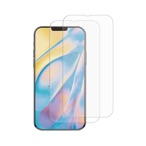 MYWAY PACK 2 VERRE TREMPE PLAT IPHONE 13 13 PRO