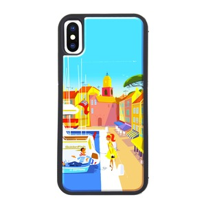 COQUE DE SAINT TROPEZ: APPLE IPHONE X/XS