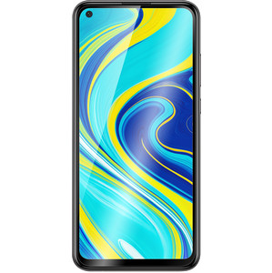 VERRE TREMPE OPTIGUARD GLASS PROTECT NOIR XIAOMI REDMI NOTE 9