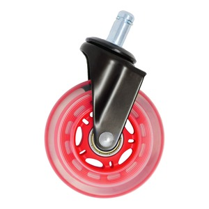 PACK ROUE X5 ROLLER RC750 ROUGE