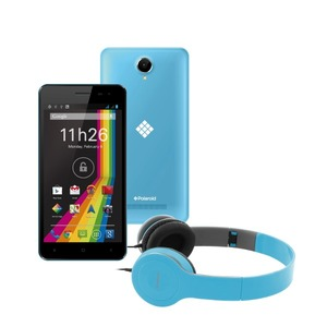 Phantom 5P - Bleu + Casque Audio