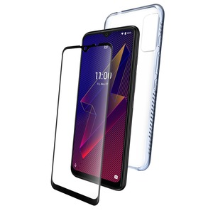 PACK COQUE FLEXIBLE + VERRE TREMPE POWER U20