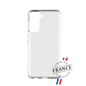 MUVIT FOR FRANCE COQUE CRYSTAL SOFT RENFORCEE : SAMSUNG GALAXY S21