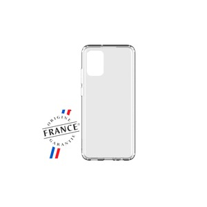 MUVIT FOR FRANCE COQUE SOUPLE TRANSPARENTE: SAMSUNG GALAXY A02S