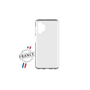MUVIT FOR FRANCE COQUE SOUPLE TRANSPARENTE: SAMSUNG GALAXY A32 5G